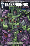 TRANSFORMERS GALAXIES #2 1/10 GRIFFITH VARIANT
