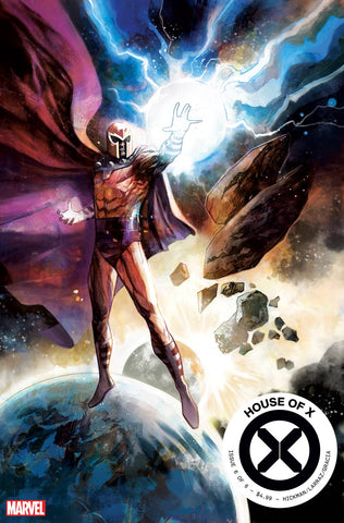 HOUSE OF X #6 1/10 HUDDLESTON VARIANT