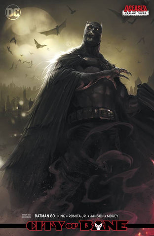 BATMAN #80 CARD STOCK VARIANT