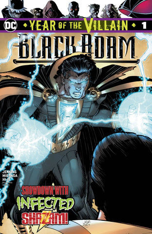 YEAR OF THE VILLAIN BLACK ADAM #1