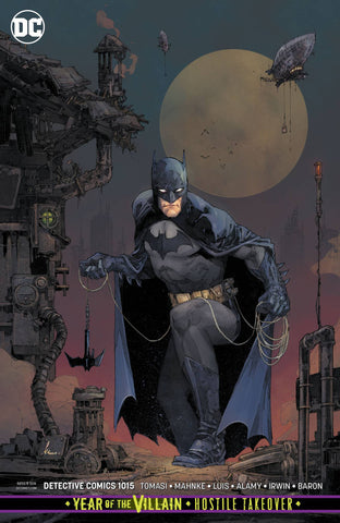 DETECTIVE COMICS #1015 CARD STOCK VARIANT