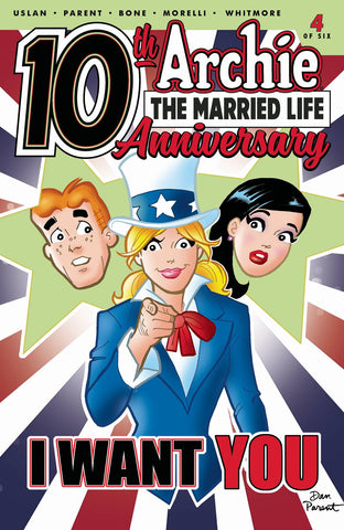 ARCHIE: THE MARRIED LIFE 10TH ANNIVERSARY #4 PARENT