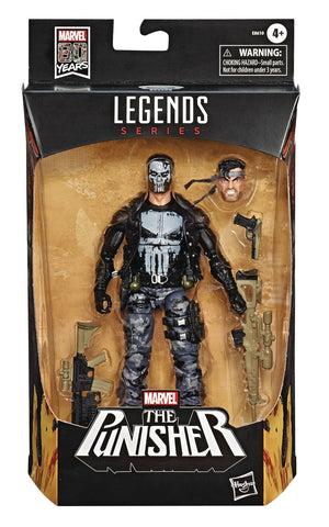MARVEL LEGENDS PUNISHER VARIANT