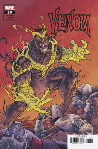 VENOM #20 CODEX VARIANT