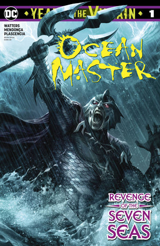 YEAR OF THE VILLAIN OCEAN MASTER #1