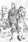JAMES BOND #1 1/20 CHEUNG PENCIL VARIANT