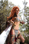 RED SONJA #9 1/15 COSPLAY VIRGIN VARIANT