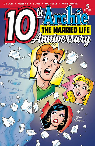 ARCHIE THE MARRIED LIFE 10TH ANNIVERSARY #5
