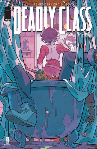 DEADLY CLASS #44 VARIANT