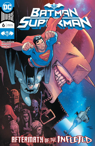 BATMAN/SUPERMAN #6