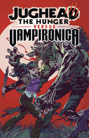 JUGHEAD: THE HUNGER VS. VAMPIRONICA TPB