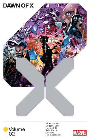 DAWN OF X TPB VOL 02