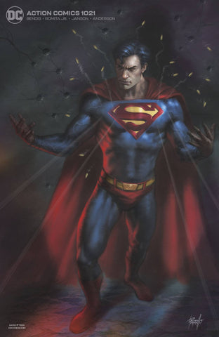 ACTION COMICS #1021 VARIANT