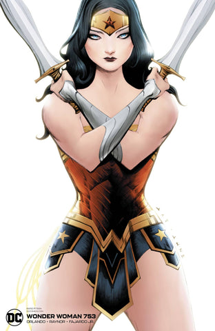 WONDER WOMAN #753 VARIANT