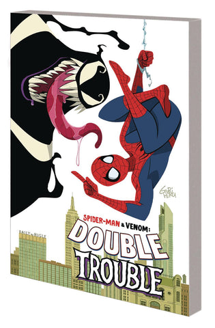 SPIDER-MAN & VENOM: DOUBLE TROUBLE TPB