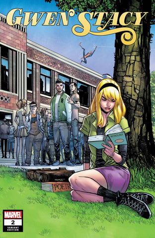 GWEN STACY #2 1/25 RAMOS VARIANT