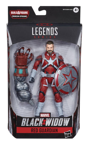 BLACK WIDOW LEGENDS RED GUARDIAN