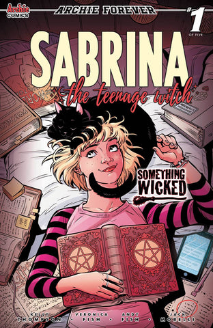 SABRINA: SOMETHING WICKED #1 ISAACS VARIANT