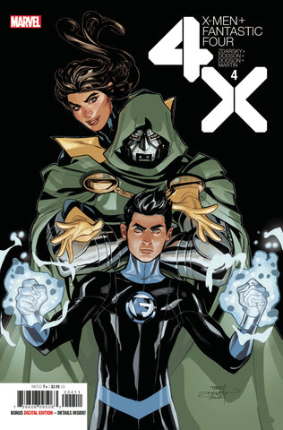 X-MEN FANTASTIC FOUR #4