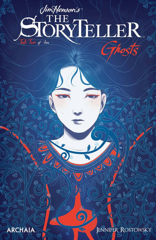 JIM HENSON'S THE STORYTELLER: GHOSTS #2 ROSTOWSKY VARIANT