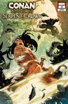 CONAN BATTLE FOR THE SERPENT CROWN #3 COELLO VARIANT
