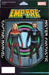 EMPYRE AVENGERS #0 CHRISTOPHER ACTION FIGURE VARIANT