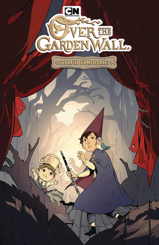 OVER THE GARDEN WALL: SOULFUL SYMPHONIES TPB