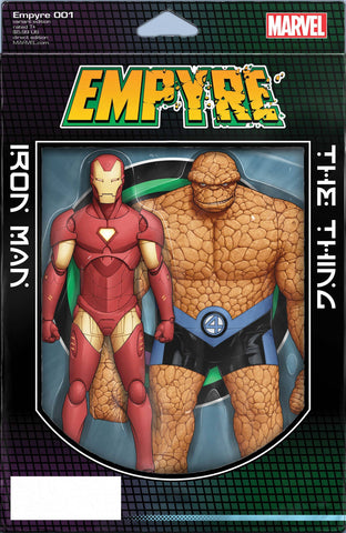 EMPYRE #1 CHRISTOPHER ACTION FIGURE VARIANT