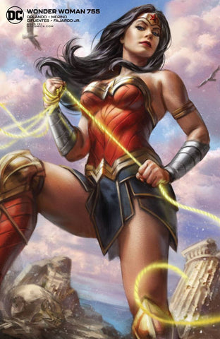 WONDER WOMAN #755 VARIANT
