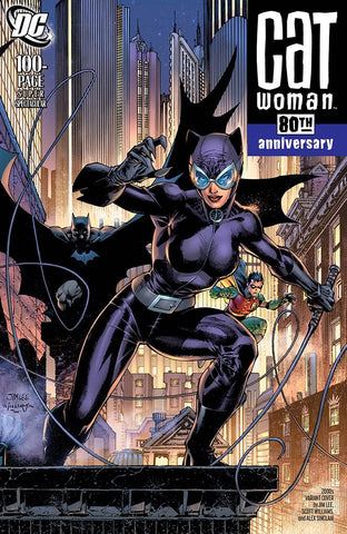 CATWOMAN 80TH ANNIVERSARY SPECTACULAR #1 JIM LEE 2000S VARIANT