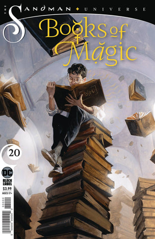 BOOKS OF MAGIC #20