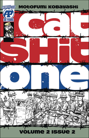 CAT SH*T ONE VOL 02 #2