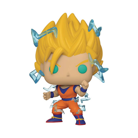 DRAGON BALL Z SUPER SAIYAN GOKU GLOW-IN-THE-DARK PX CHASE #865