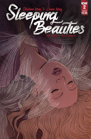 SLEEPING BEAUTIES #2 VARIANT