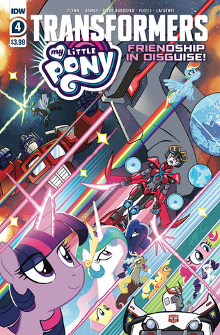 MY LITTLE PONY TRANSFORMERS #4
