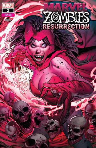 MARVEL ZOMBIES RESURRECTION #2 LAND VARIANT
