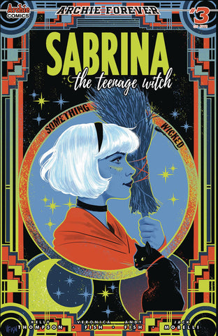SABRINA SOMETHING WICKED #3 FISH