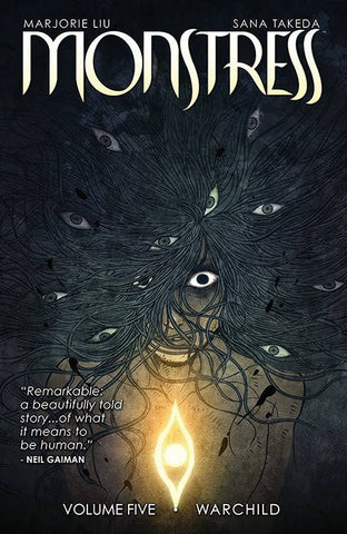 MONSTRESS TPB VOL 05