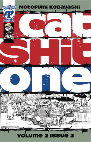 CAT SH*T ONE VOL 02 #3