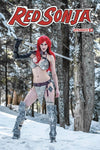 RED SONJA #17 DECOBRAY COSPLAY VARIANT