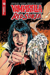 VAMPIRELLA RED SONJA #10 1/7 MOONEY HOMAGE VARIANT