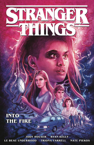 STRANGER THINGS TPB VOL 03 INTO THE FIRE