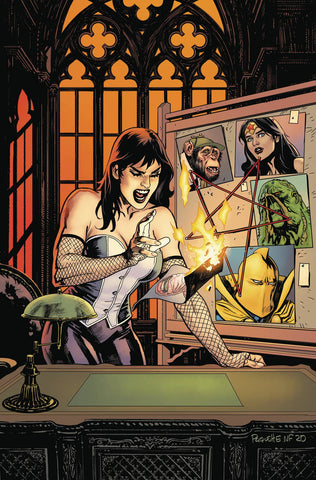 JUSTICE LEAGUE DARK #24