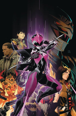 POWER RANGERS RANGER SLAYER #1