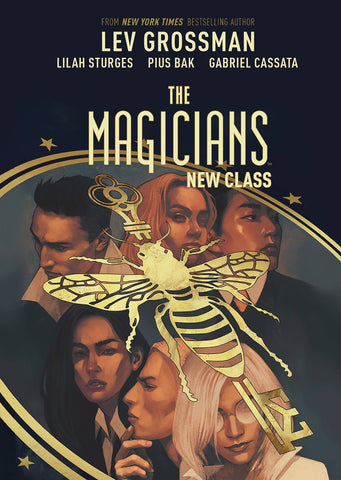 THE MAGICIANS: NEW CLASS TPB