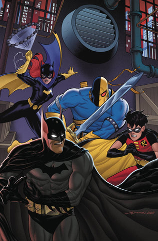 BATMAN THE ADVENTURES CONTINUE #3
