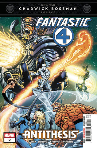 FANTASTIC FOUR ANTITHESIS #2