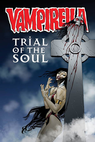 VAMPIRELLA TRIAL OF THE SOUL ONE-SHOT