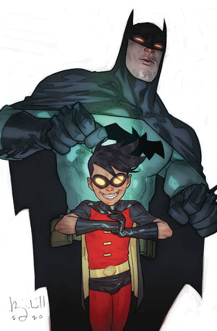 BATMAN THE ADVENTURES CONTINUE #4 VARIANT