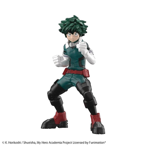 MY HERO ACADEMIA IZUKU MIDORIYA MODEL KIT